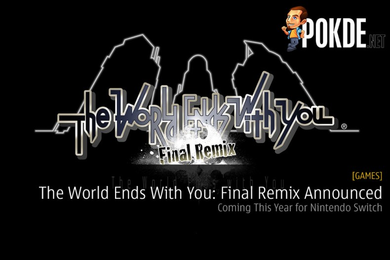 The World Ends With You: Final Remix Announced Nintendo Switch Nintendo Direct Mini
