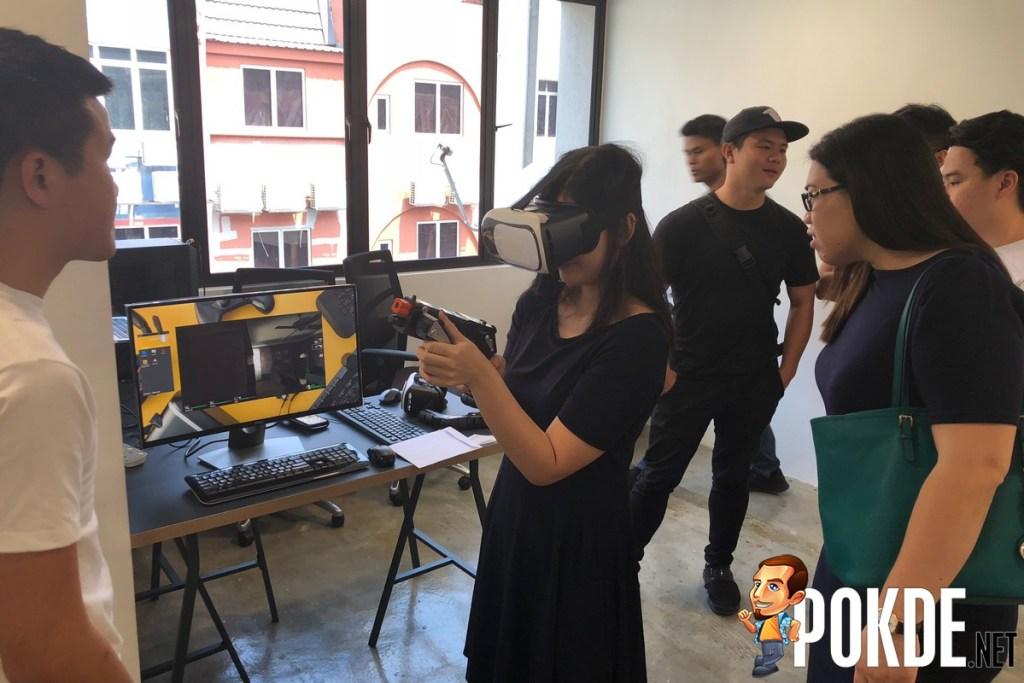 CLOVR, A Malaysian Startup That Turns Any PC Game Into VR