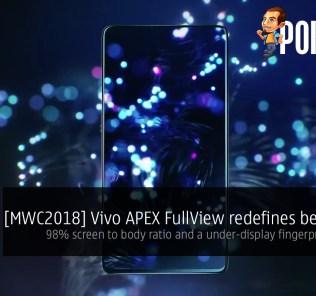 [MWC2018] Vivo APEX FullView redefines bezel-less — 98% screen to body ratio and a under-display fingerprint sensor! 34