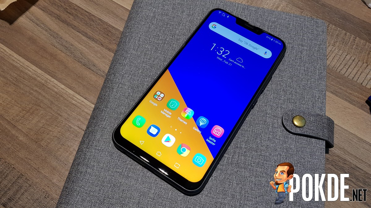 ASUS ZenFone 5 hands-on experience - Along with TWO other