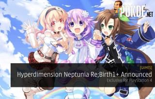 Hyperdimension Neptunia Re;Birth1+ Announced