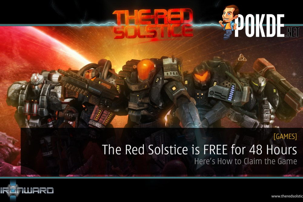 The Red Solstice is Free for 48 Hours game steam