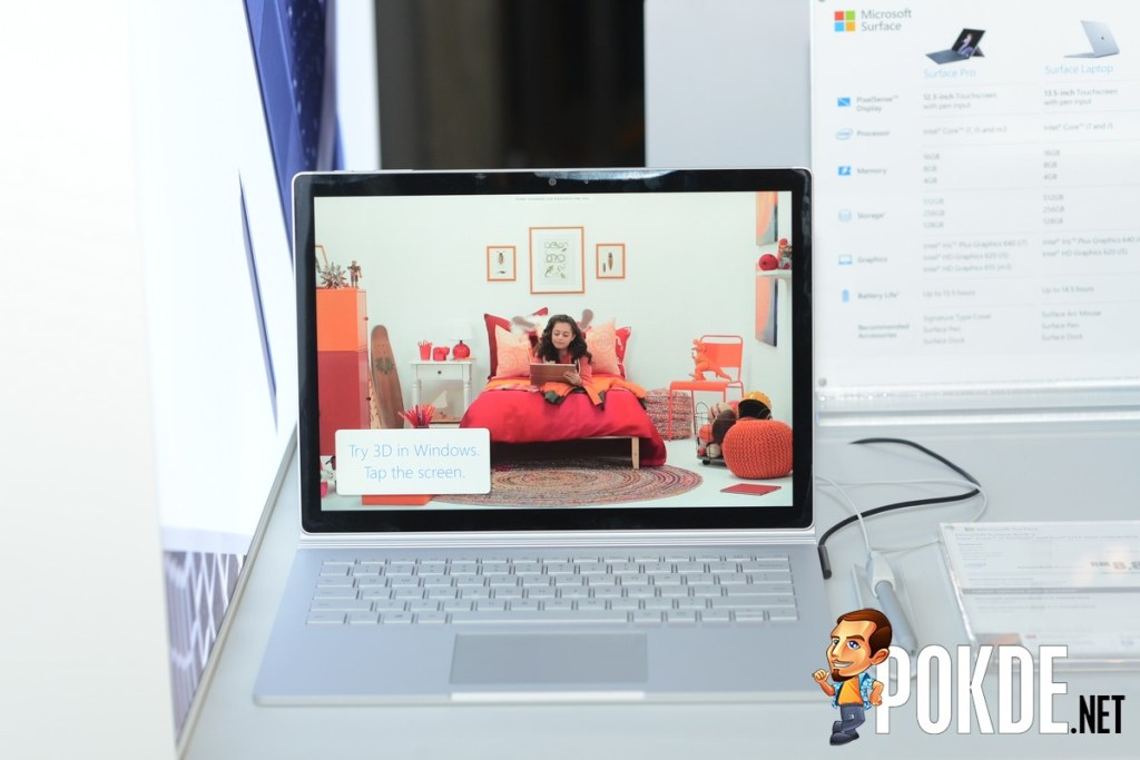 Microsoft Launches New Surface Family in Malaysia