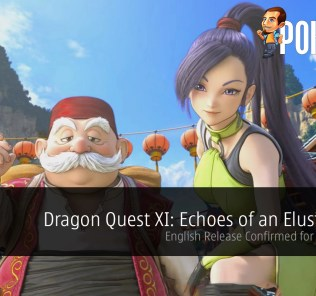 Dragon Quest XI: Echoes of an Elusive Age English Release Confirmed