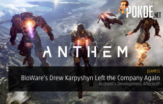 BioWare's Drew Karpyshyn Left the Company Again Anthem