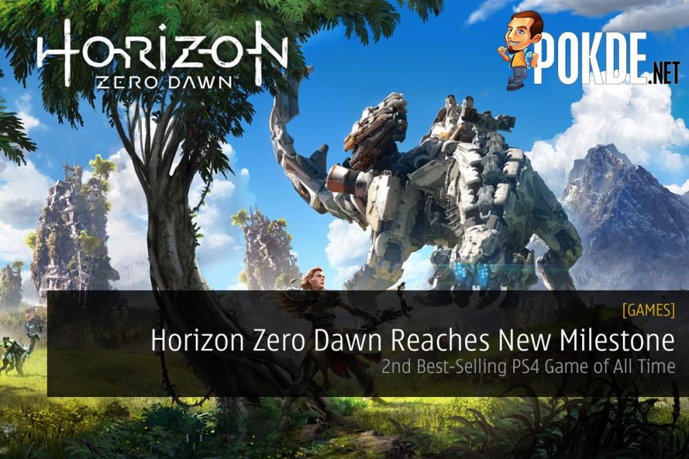 Horizon Zero Dawn Reaches New Milestone