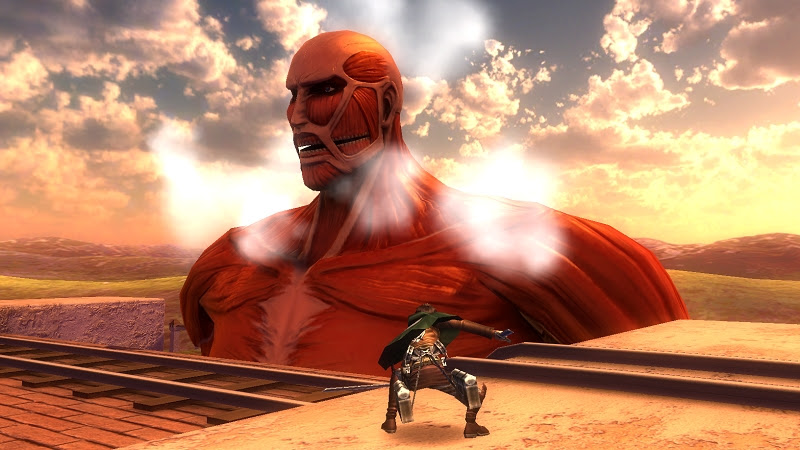 AVABEL ONLINE x Attack on Titan Crossover Event Update