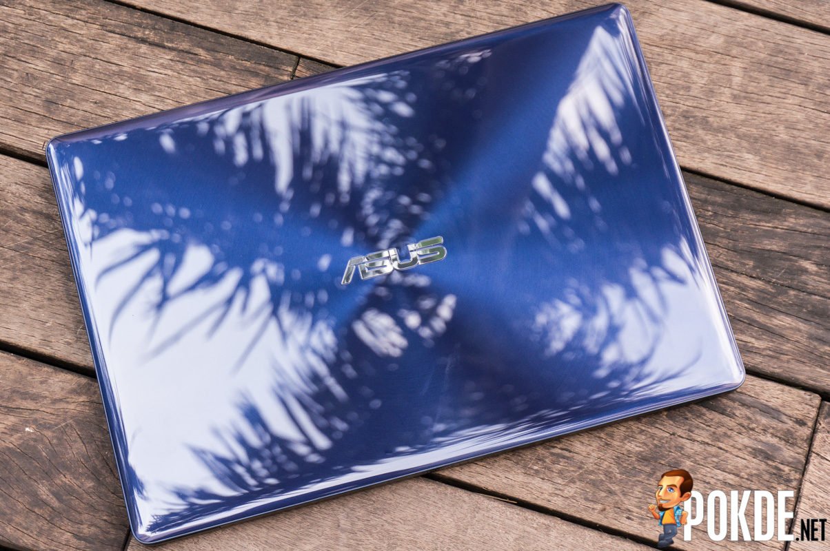 ASUS ZenBook 13 (UX331UN) Ultrabook Review — sexy, fast and