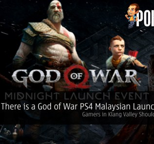 There is a God of War PS4 Malaysian Launch Event