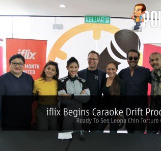iflix Begins Caraoke Drift Production - Ready To See Leona Chin Torture Celebrities? 39