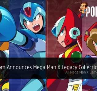 Capcom Announces Mega Man X Legacy Collection 1 & 2