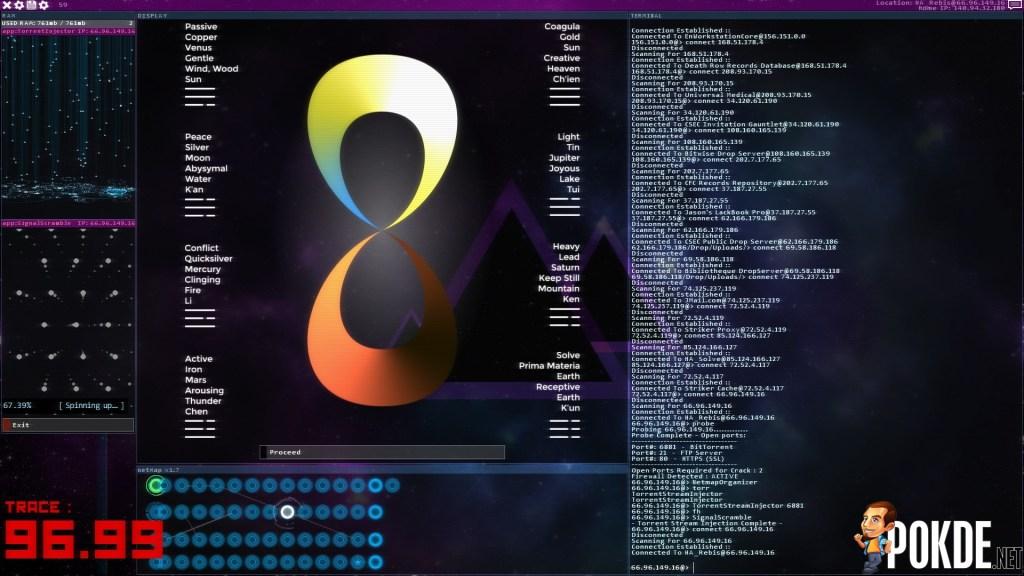Hacknet Is Now Free On Humble Bundle - Get it now! – Pokde