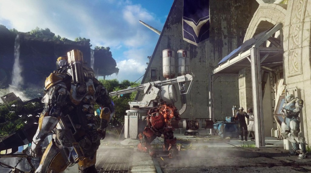 EA Reveals Which Month Anthem Will Be Released In BioWare