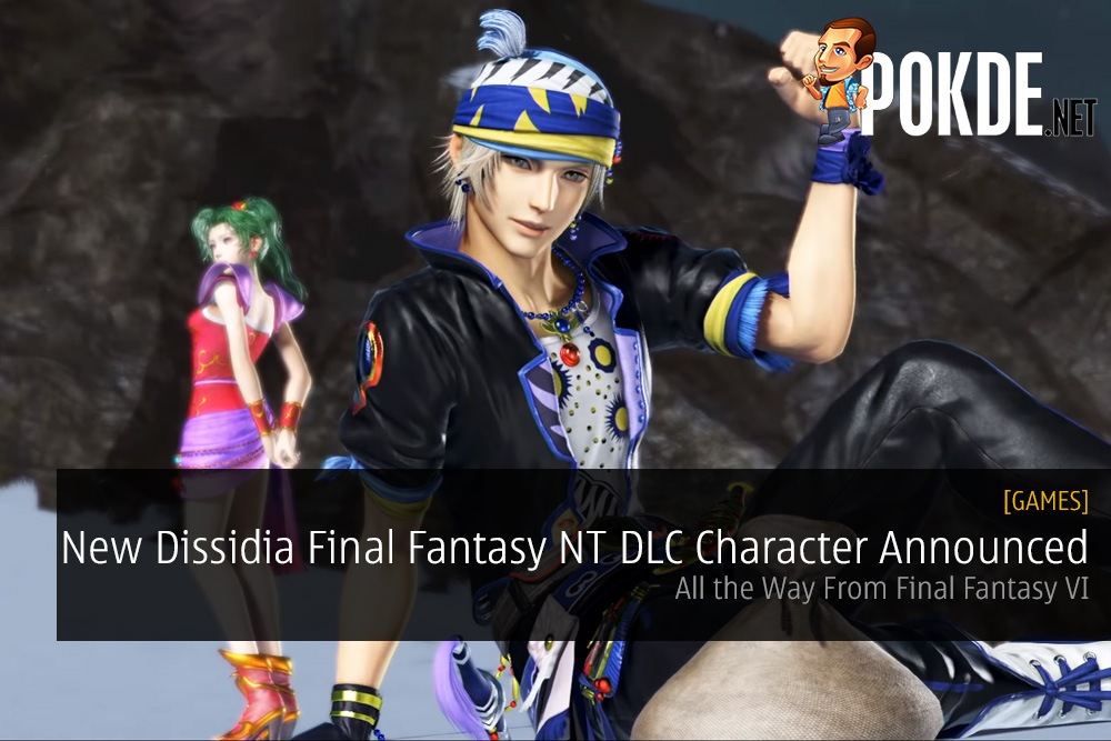 New Dissidia Final Fantasy NT DLC Character, Lock Cole, Announced