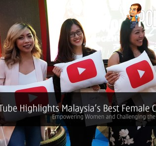 YouTube Highlights Malaysia's Best Female Creators