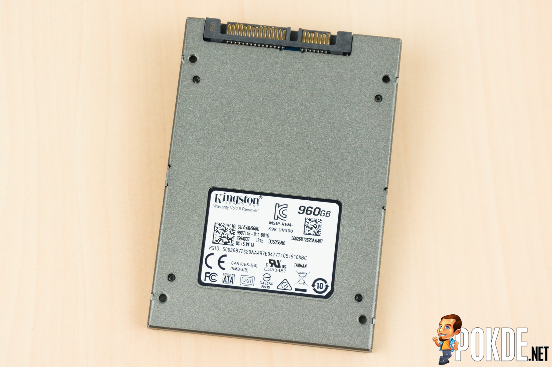 Kingston Uv500 960gb 2 5 Ssd Review 3d Nand Without Breaking The