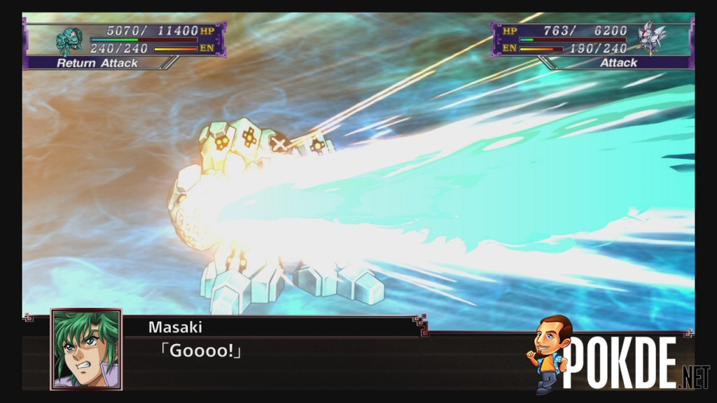 Super Robot Wars X Review