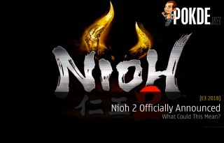 E3 2018: Nioh 2 Officially Announced