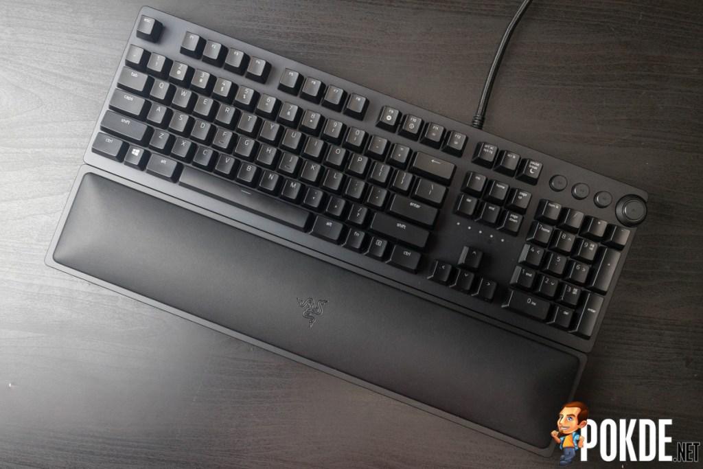Razer Huntsman Elite Opto-Mechanical Gaming Keyboard review — Razer's fastest keyboard yet 23