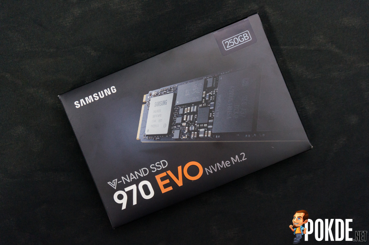 Samsung 970 Evo 250gb Ssd Review How Fast Do You Wanna Go Pokde