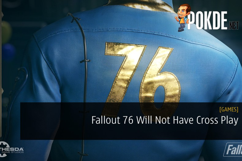 Fallout 76 Will Not Have Cross Play