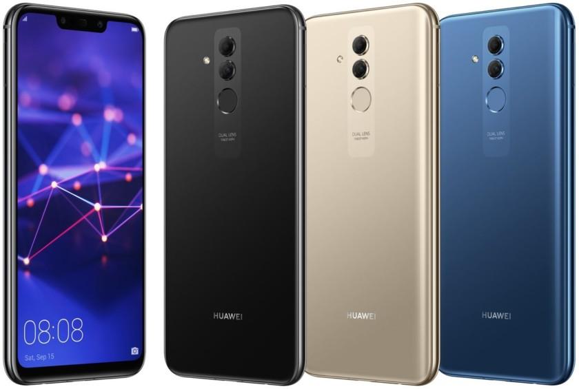 Huawei Mate 20 Confirmed Running on Kirin 980 7nm