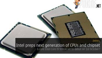Intel Core i9 9900K runs on the Intel Z170 platform — and