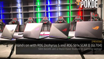 ASUS ROG Zephyrus S Gaming Laptop Review - It Sounds Bigger Than It