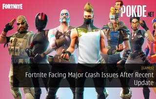 Fortnite Facing Major Crash Issues After Recent Update