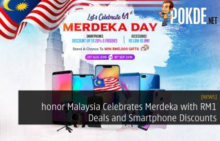 honor Malaysia Celebrates Merdeka with RM1 Deals and Smartphone Discounts