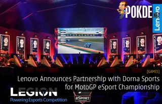 Lenovo Announces Partnership with Dorna Sports for MotoGP eSport Championship