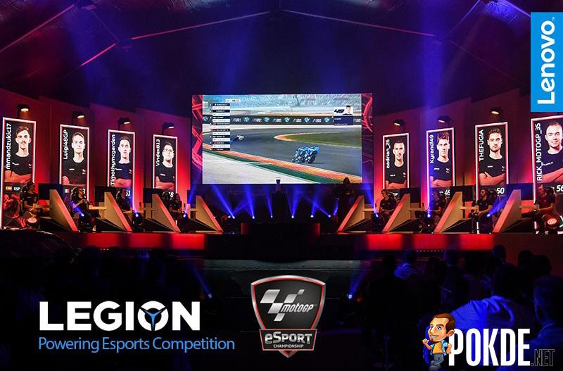 Lenovo Announces Partnership with Dorna Sports for MotoGP eSport Championship