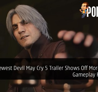 Newest Devil May Cry 5 Trailer Shows Off More Dante Gameplay Footage