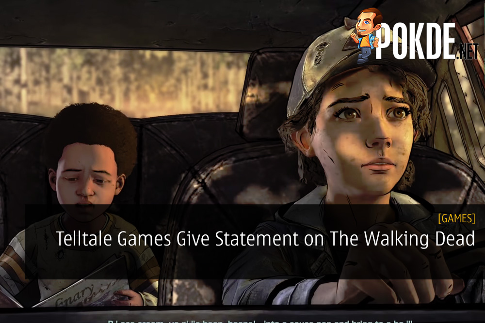 Telltale Games Give Statement on The Walking Dead