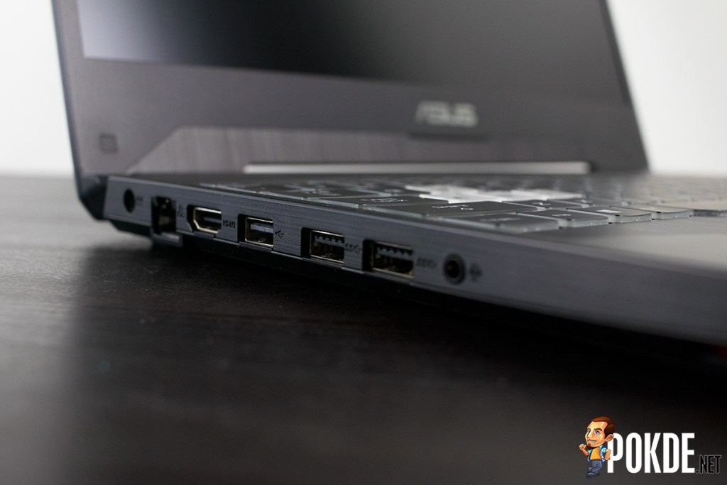 ASUS TUF Gaming FX505 Gaming Laptop Review - The Gaming Essentials