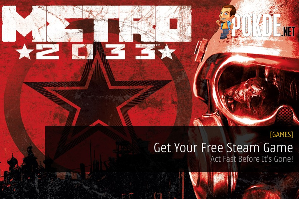 Get Your Free Steam Game — Act Fast Before It's Gone! – Pokde
