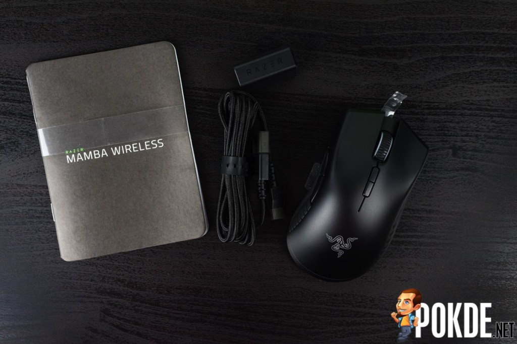 Razer Mamba Wireless (2018) review — lose nothing but wires! 27