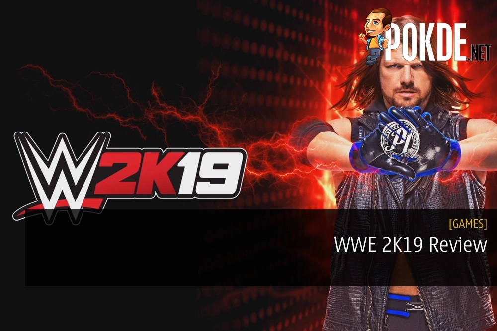 WWE 2K19 Review: Needs to Dial Down on Realism – Pokde