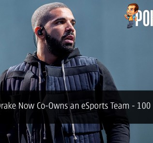 Drake Now Co-Owns an eSports Team - 100 Thieves