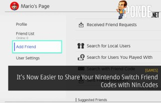 It's Now Easier to Share Your Nintendo Switch Friend Codes with Nin.Codes