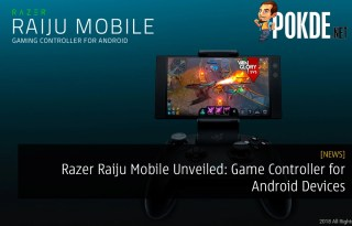 Razer Raiju Mobile Unveiled: Game Controller for Android Devices