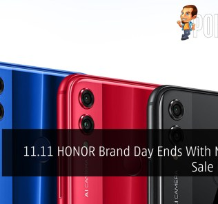 11.11 HONOR Brand Day Ends With Massive Sale Figures 22