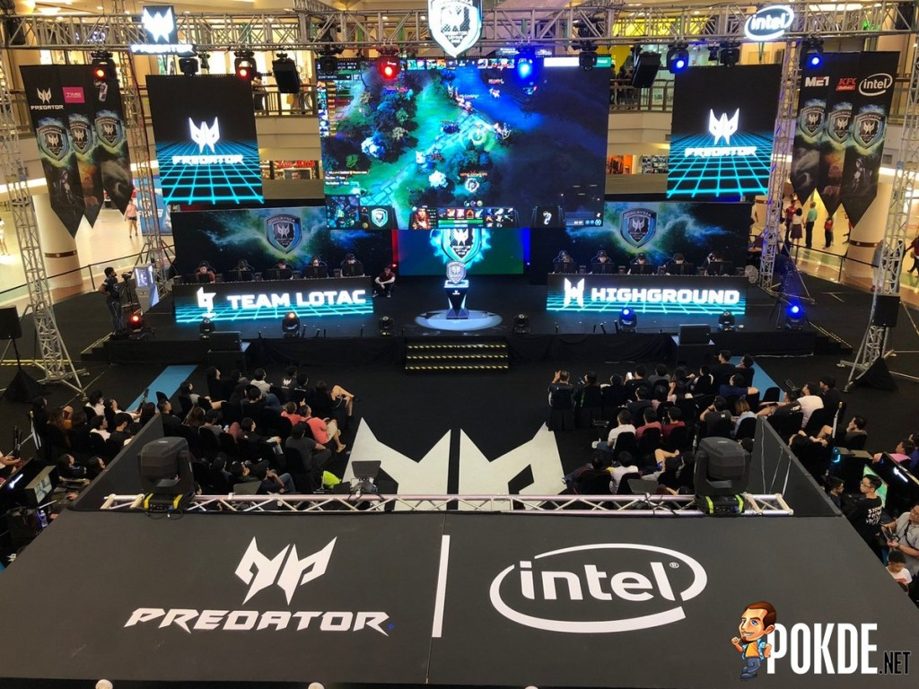 Team Lotac and Team Asbol to Represent Malaysia for APAC Predator League 2019