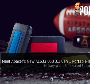 Meet Apacer's New AC633 USB 3.1 Gen 1 Portable Hard Drive — Military-grade Shockproof Storage Anyone? 25
