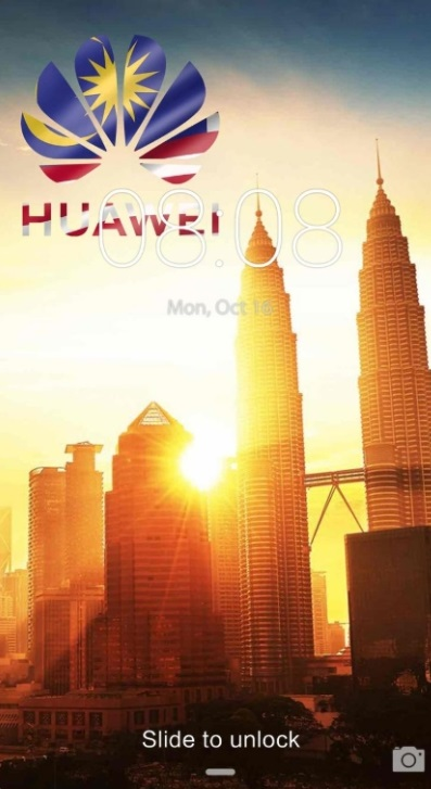 HUAWEI Releases New Themes In Collaboration With KDU