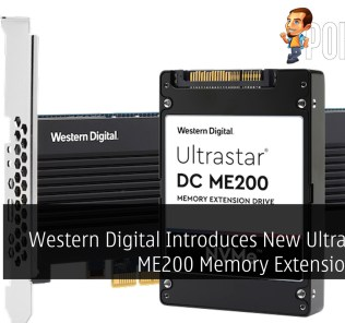 Western Digital Introduces New Ultrastar DC ME200 Memory Extension Drive 24