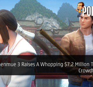 Shenmue 3 Raises A Whopping $7.2 Million Through Crowdfunding