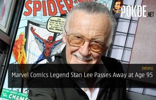 Marvel Comics Legend Stan Lee Passes Away at Age 95