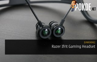 Unboxing the Razer Ifrit Gaming Headset