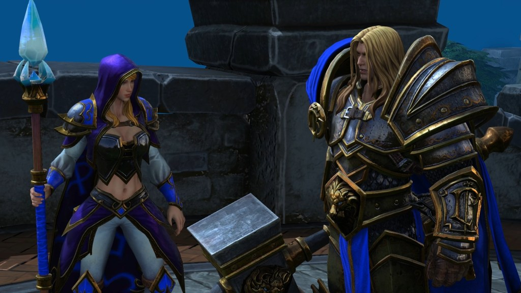 Blizzard Not Planning to Make Warcraft IV Anytime Soon